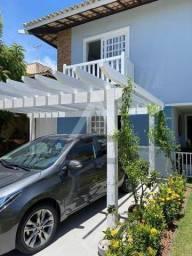 Casa a venda 4 quartos, 2 suítes em condomínio alto padrão em Itapuã