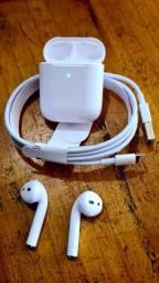 Título do anúncio: Airpods2 Fone De Ouvido Apple sem uso.