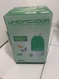 Umidificador ionizador 3 litros