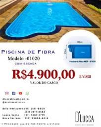 Promoção Piscina de 4,80 metros Pronta Entrega
