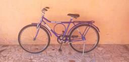 """Título do anúncio: Bicicleta Zummi Mega Barra aro 26 - SemiNova """"Relíquia"""""""