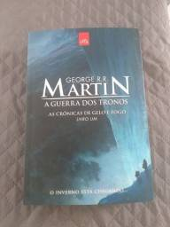 Livro 1 - As Crônicas de Gelo e Fogo - A Guerra dos Tronos