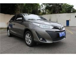 Título do anúncio: Toyota Yaris 2019 1.5 16v flex sedan xl multidrive
