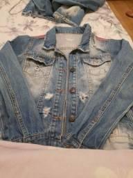 Jaqueta jeans Mulher Maravilha