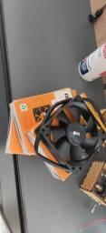 Cooler (ventoinha) 80mm 12v