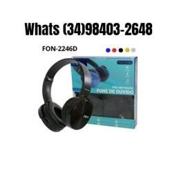 Entrega Grátis! fone de ouvido inova Bluetooth Excelente som