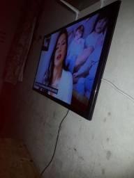 Tv sansung 32 polegadas não é smart
