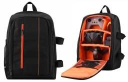Case / Bolsa / Mochila Para Drone Dji Fpv ou Outros Modelos - Suporta Notebook