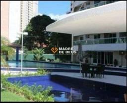 Apartamento à venda com 120m² no bairro Cocó - Fortaleza