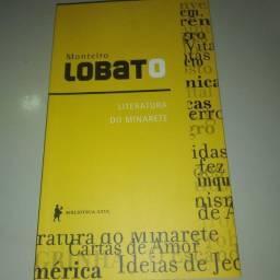Título do anúncio: Conjunto de livros Monteiro Lobato