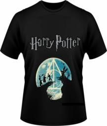 Camisa Harry Potter