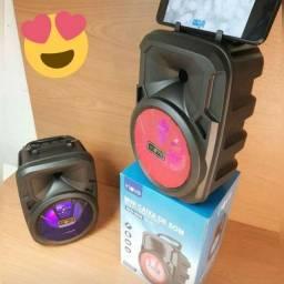 Mini caixa de som da inova amplificada