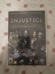 Jogo PC Injustice