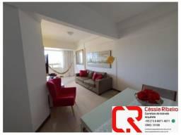 Apartamento à venda em Patamares. 3 quartos sendo 1 suíte com varanda
