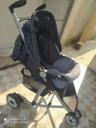 Título do anúncio: Carrinho de bebe Burigotto muvie