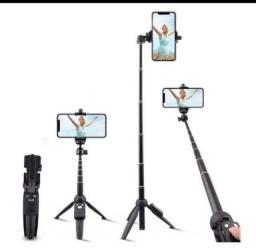 Título do anúncio: Vendo bastão selfie todo completo