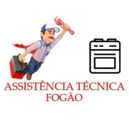 Assistência Técnica Fogão