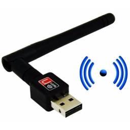 Adaptador Receptor Wireless Usb Wifi