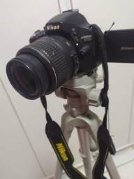 Nikon D5100 semi profissional