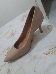 Sapato scarpin nude vizzano