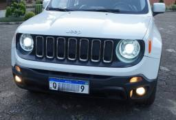 Jeep Renegade Longitude Diesel 4x4 Teto Solar Xenon 9 airbags Completo