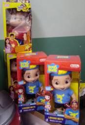 Grande promoção dos brinquedos leia o anucio