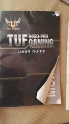 Título do anúncio: PLACA MAE ASUS TUF B450 PRO GAMING