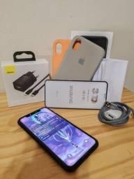 Título do anúncio: Troco iPhone XR 128gb