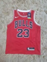 Título do anúncio: Regata Chicago Bulls