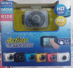 Título do anúncio: Câmera de ação seminova