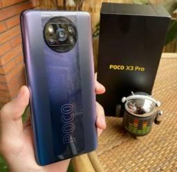 Título do anúncio: Celular Xiaomi Poco X3 Pro 6/128gb (Novo)