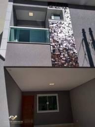 Sobrado à venda, 65 m² por R$ 370.000,00 - Utinga - Santo André/SP