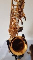 Saxofone Alto Weril Spectra A932 Laqueado