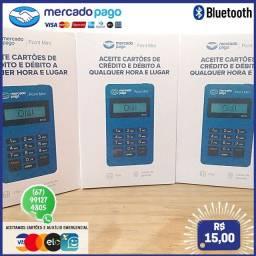 Máquina de cartão bluetooth Point Mini - A pronta entrega!