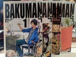 Título do anúncio: Bakuman Mangá vol 1,3,9 e 14