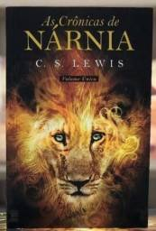 Livro As Crônicas de Narnia