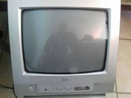 Vendo TV LG 14 polegadas - Funcionando perfeitamente !!