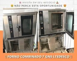 Forno Combinado 7 GNS - Seminovo - Com garantia | Matheus