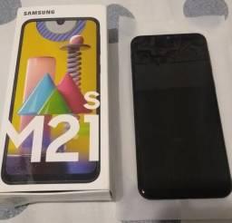 Vendo!! celular samsung galaxy m21s?