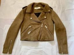 Jaqueta curta Zara