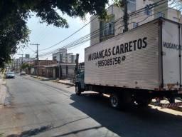 CARRETO FRETES E MUDANÇA