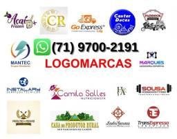Título do anúncio: Criação de Logo Marcas Site   Loja Virtual   Google Ads p/ Empresas-Recife