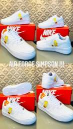 AIR FORCE SIMPSONS