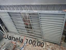 VENDO JANELA, GRADE,PORTAO,JANELA