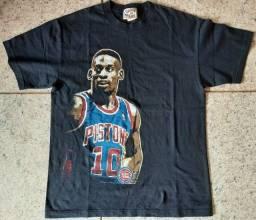 Título do anúncio: Camiseta Denis Rodman - NBA Hardwood Classics (L)