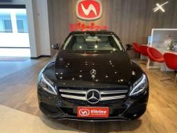Título do anúncio: Mercedes-Benz C-250 Avantgarde 2.0 TB 211cv Aut. 2018 Gasolina