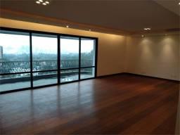 Apartamento para alugar com 4 dormitórios em Alto da boa vista, São paulo cod:REO94909