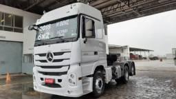 Título do anúncio: Caminhão Mega Space Completo cavalo 6x2 trucado MB 2546 Selectrucks Recife PE