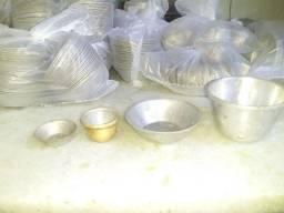 Formas de alumínio ( Leiam )