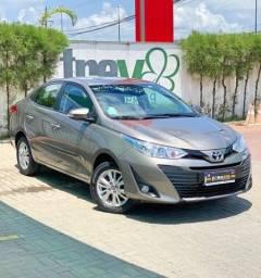 Título do anúncio: Toyota Yaris XS 2019 / Automático (ÚNICO DONO)